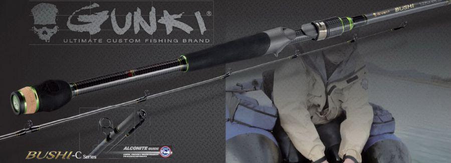 Bushi C- Rod