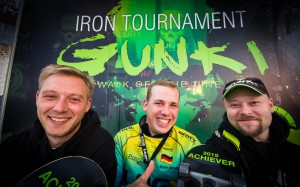 Gunlex Team 21 Gunki iron Tournament