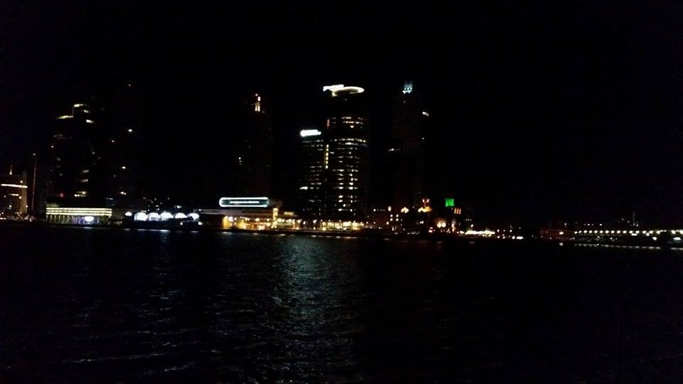 Nachts Rotterdam